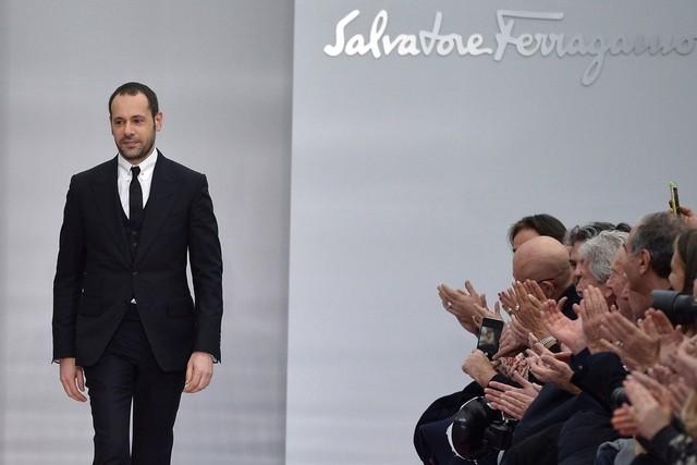 Massimilano Giornetti is rumored to be preparing to leave Salvetore Ferragamo