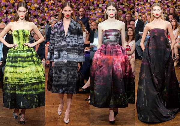 Raf Simons for Christian Dior, AW12 Haute Couture (Simons's debut)