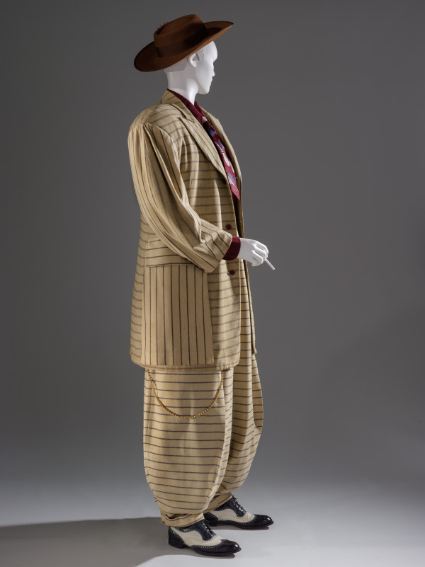 Zoot Suit, 1940–1942