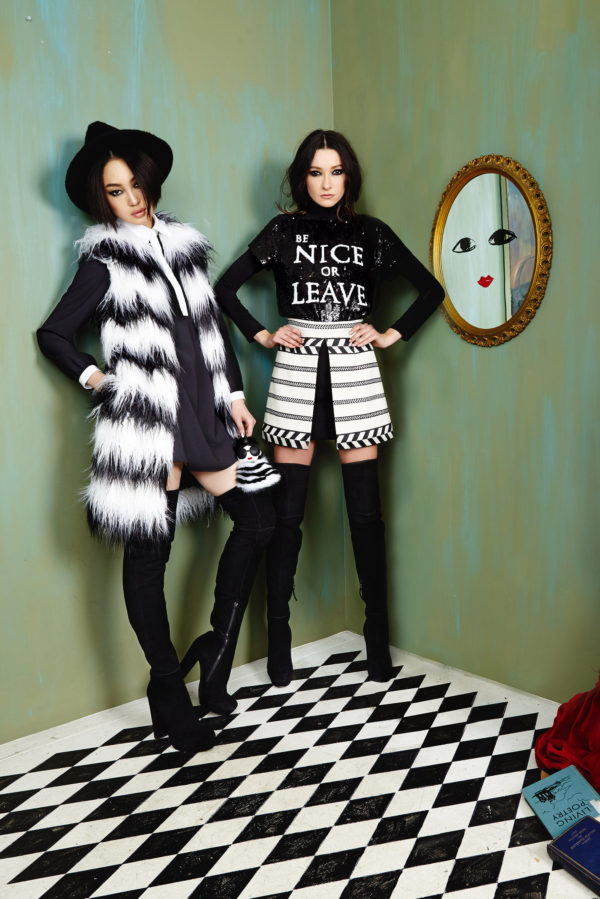 Alice + Olivia Fall 2016
