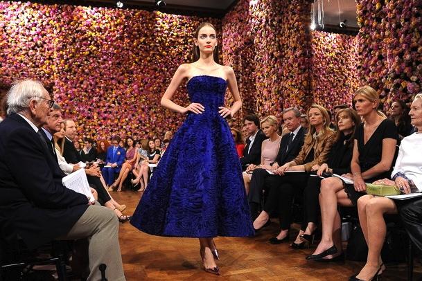 Raf Simons for Christian Dior, Fall 2012 Haute Couture (Simons's debut)