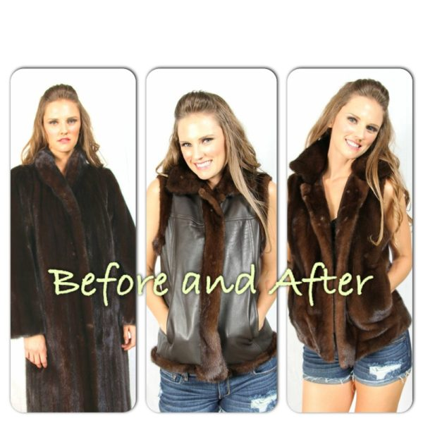 Restyle project by Sakowitz Furs