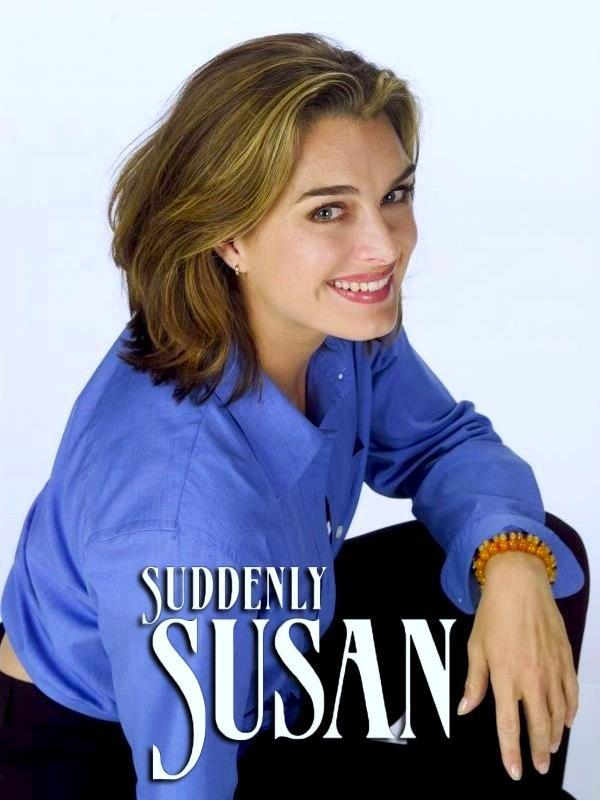 "Brooke Sheilds starred in ""Suddenly Susan"" from 1996 – 2000"