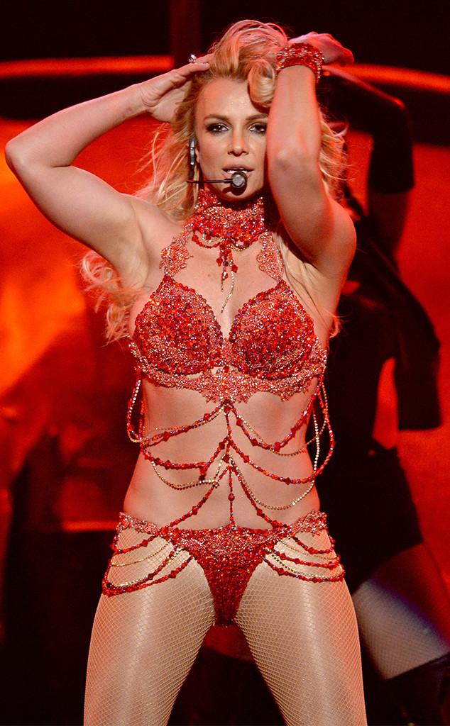 Britney is b-a-c-k!