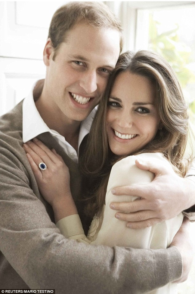 Prince WiIlliam and Kate