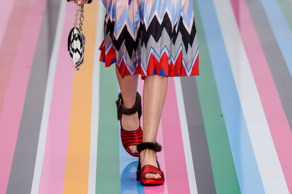 Salvatore Ferragamo Fall 2016 Shoes