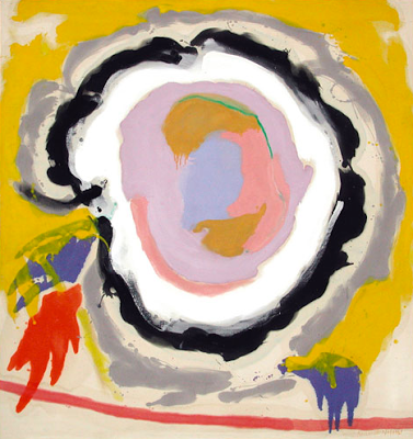 Kenneth Noland painting