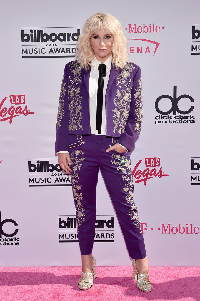 The only thing we hate more than this Mariachi -inspired suite , is how Kesha looks wearing it.