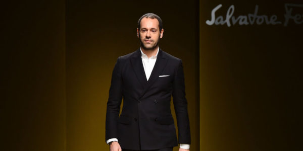 Massimiliano Giornetti was with Ferragamo for 16 years