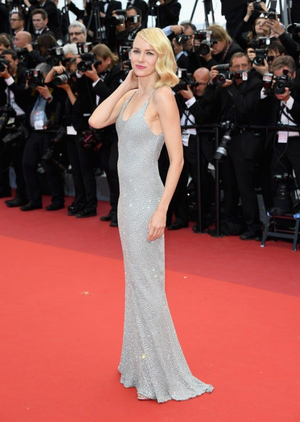 Naomi Watts in Michael Kors was a simple vision to behold