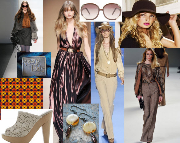 Revival of the 70s- Spring 2011 Fashion Trends
