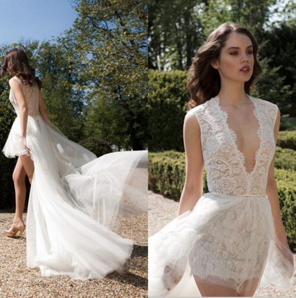 Berta Bridal Spring 2016