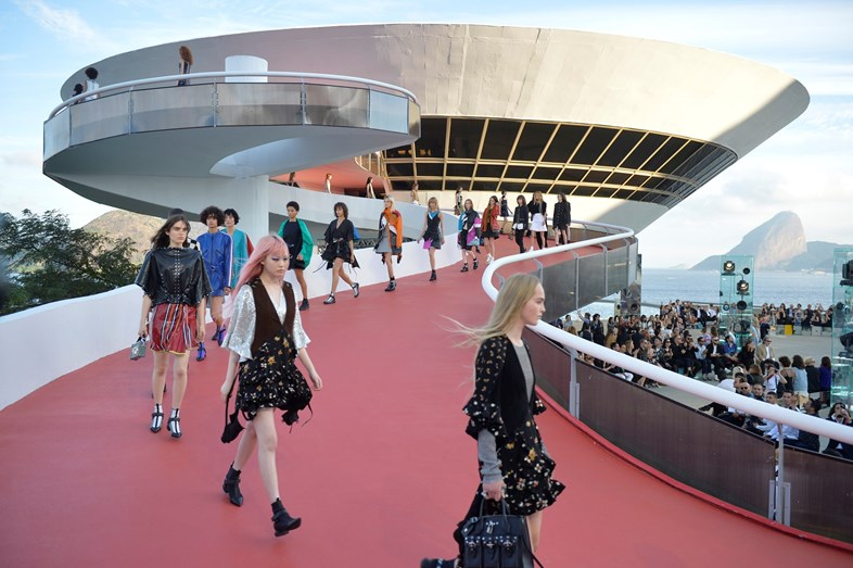 Louis Vuitton Cruise 2016