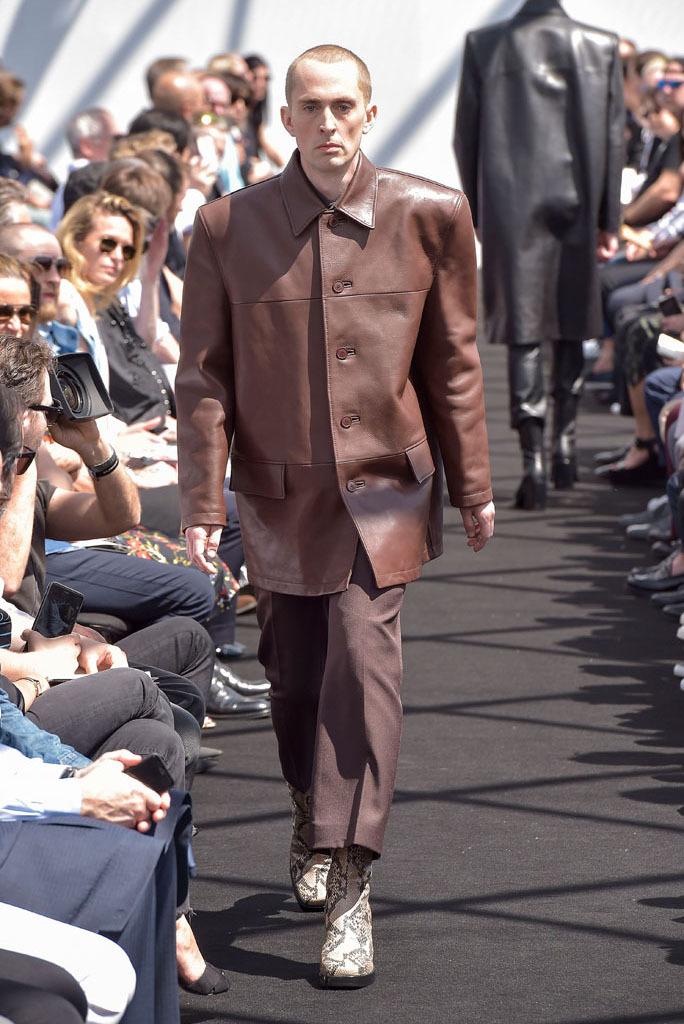 Balenciaga Menswear 2017 Spring