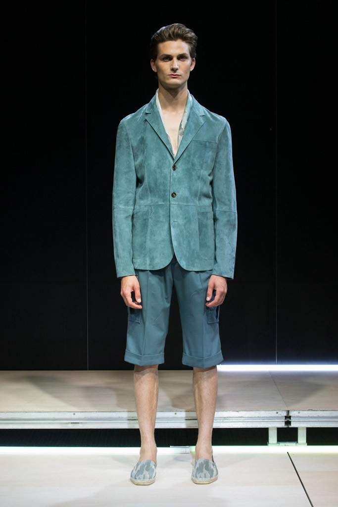 Cerruti 1881 Men's Spring 2017