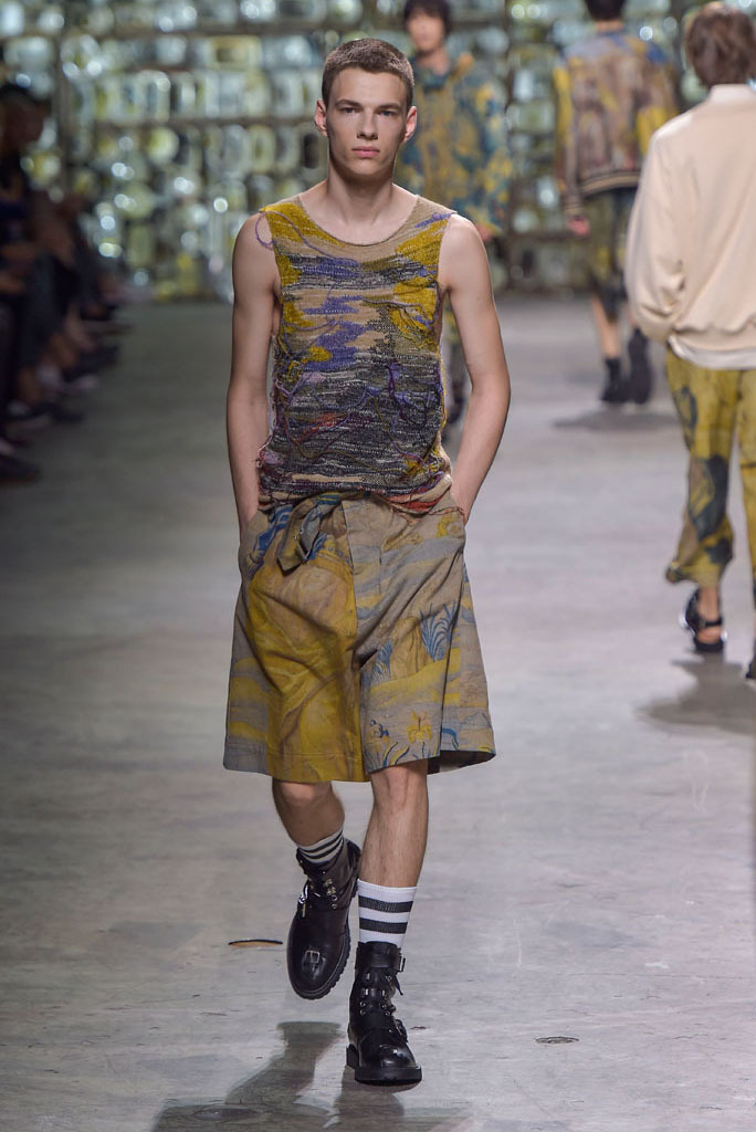 Dries Van Noten Men's Spring 2017