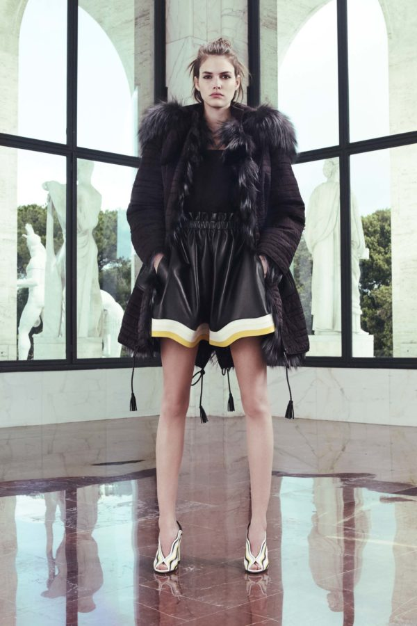 Fendi Resort 2017