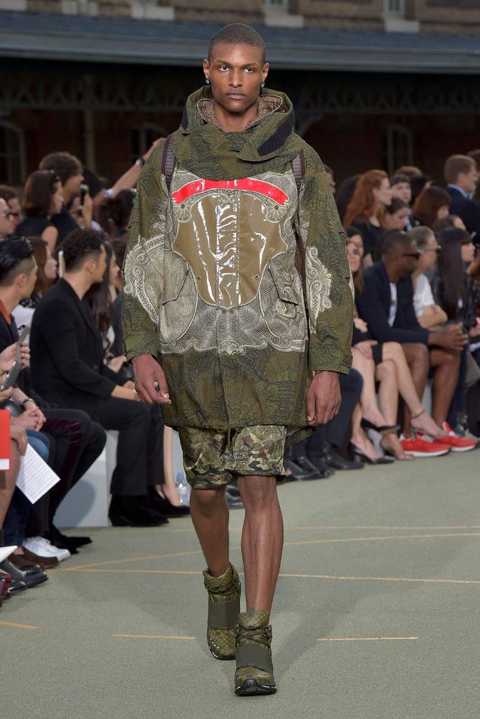 Givenchy Men's Spring 2017