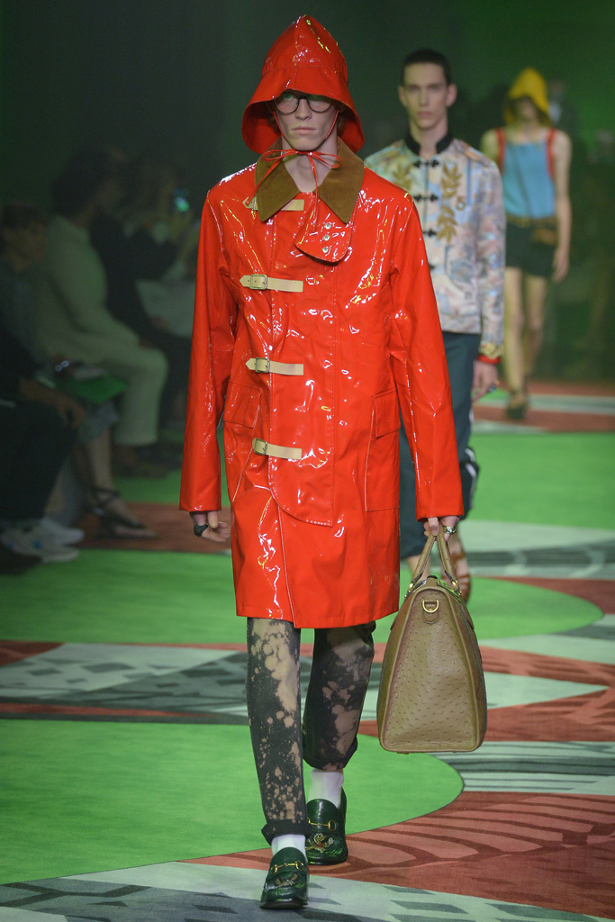 Gucci Men's Spring 2017