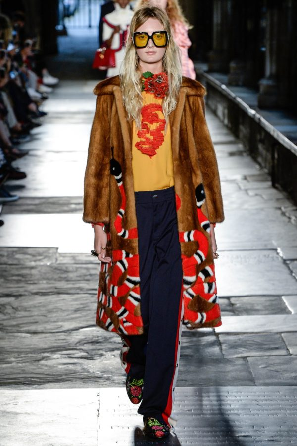 Gucci Resort 2017 Collection