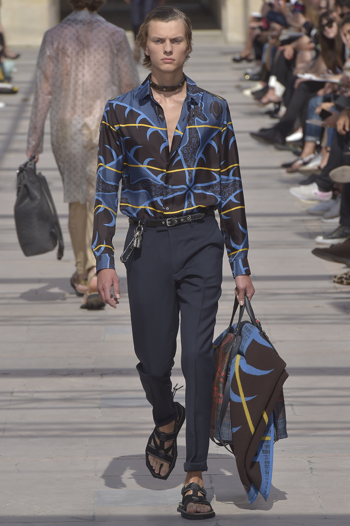 Louis Vuitton Men's Spring 2017