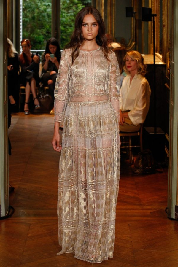 Alberta Ferretti Limited Edition Fall 2016 Haute Couture