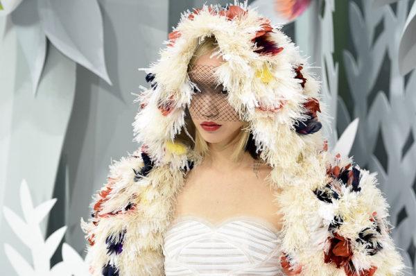 Chanel Paris Haute Couture Spring Summer 2015
