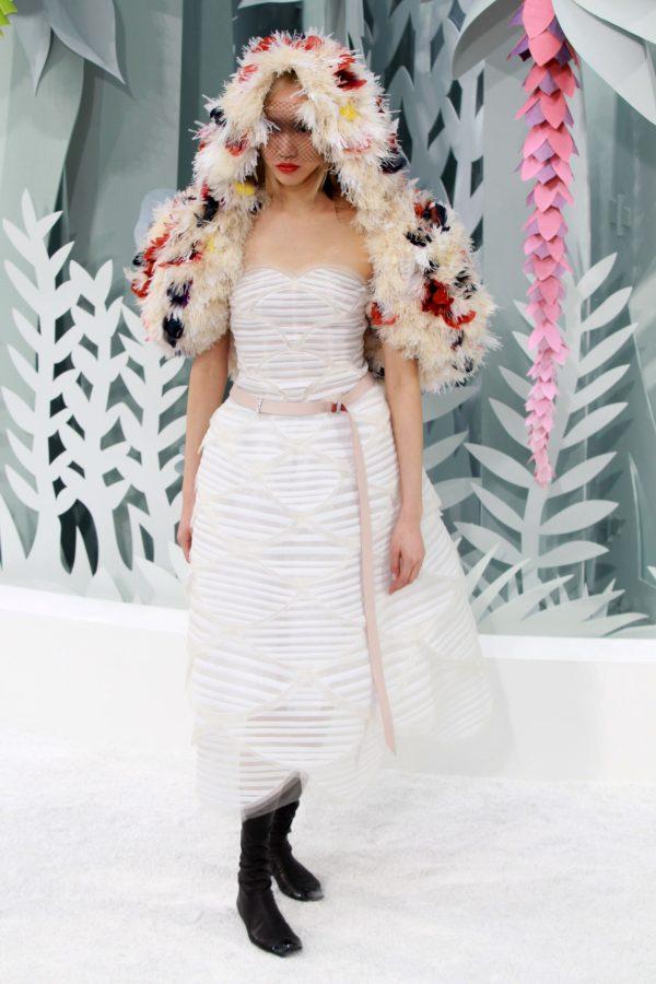 Chanel Paris Haute Couture Spring 2015