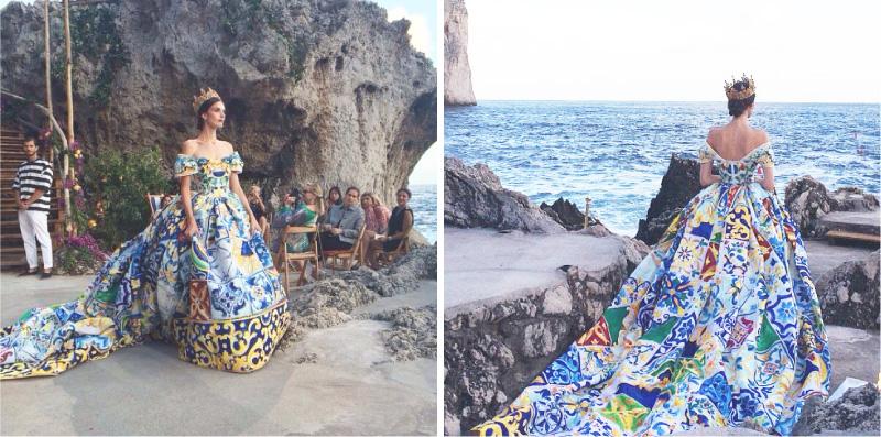 Dolce & Gabbana Alta Moda Fall 2014