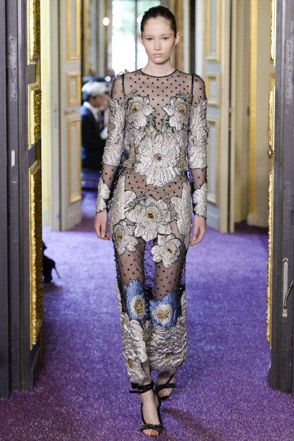 Francesco Scognamiglio Fall 2016 Haute Couture