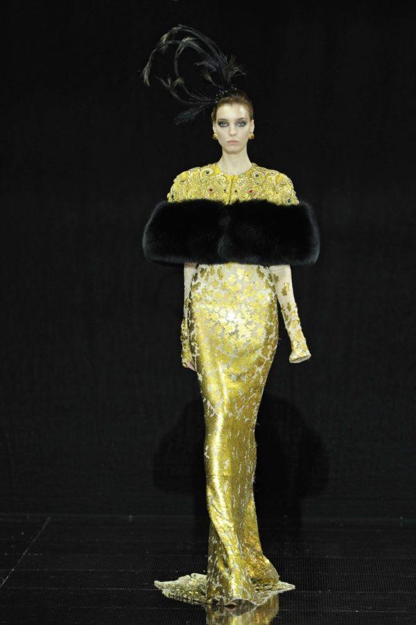 Guo Pei Fall 2016 Haute Couture