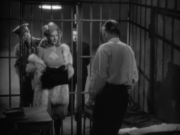 Jean Gillie plauying Margot Shelby in the 1940 film Decoy