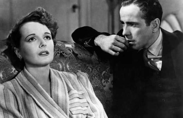 Mary Astor in The Maltese Falcon (1941)