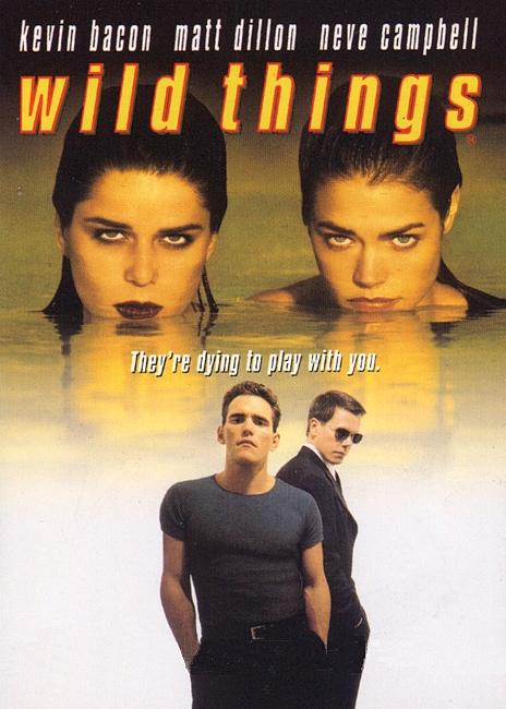 Wild Things (1998) starring Nev Campbell, Denise Richards, Matt Dillon