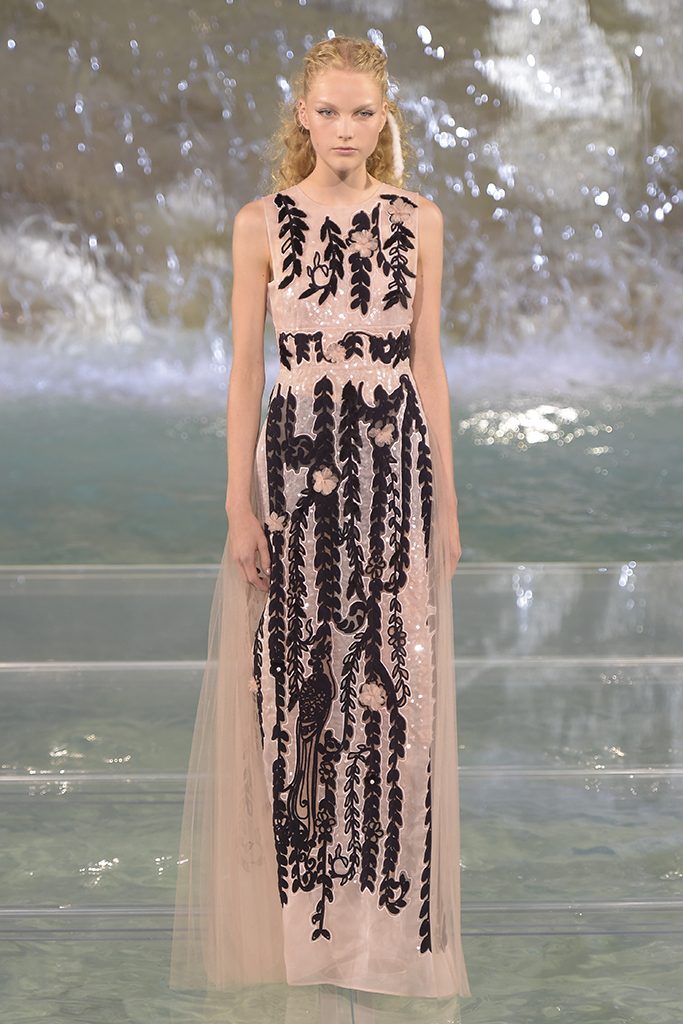 Fendi Couture Fall 2016