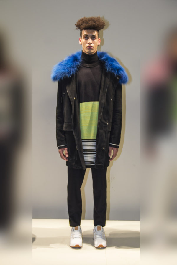 Ricardo Seco Men's RTW Fall 2016