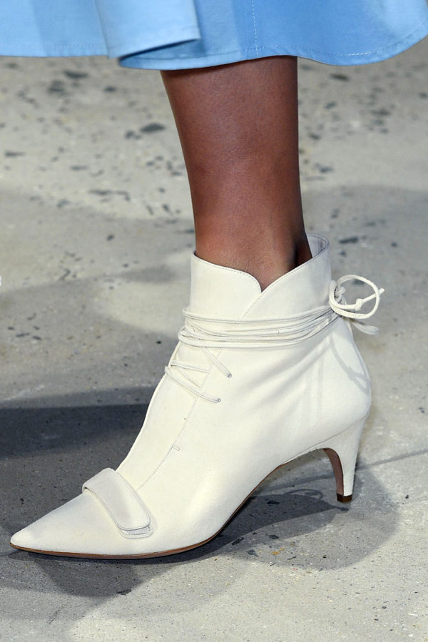 Derek Lam fall 2016 shoes