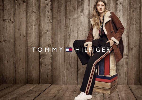 Gigi Hadid for Tommy Hilfiger Fall 2016