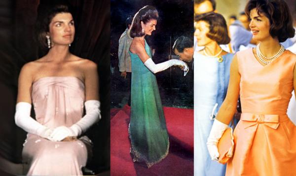 Oscar de la Renta was a go-to designer for Jackie Kennedy
