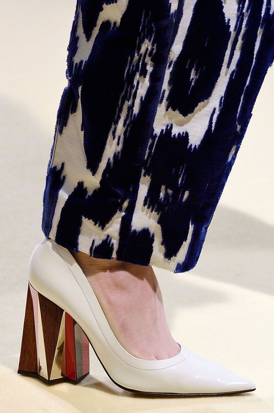 Marni fall 2016 shoes