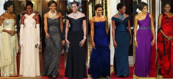 Throughout her time as First Lady much has been written about Michelle Obama and her role in the fashion world