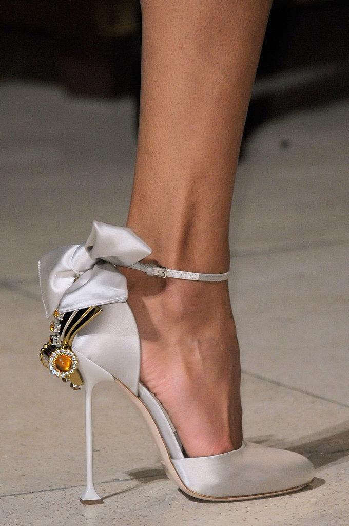 Miu Miu fall 2016 shoes