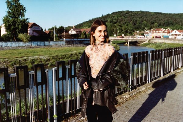 Romanian Holiday: Andreea Diaconu for WSJ Magazine September 2016