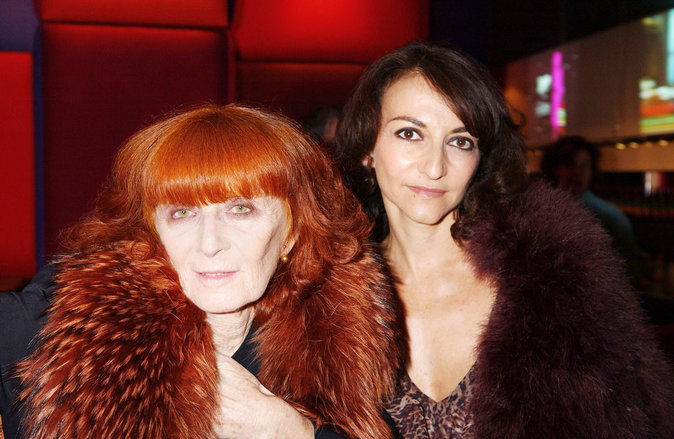 Sonia and Nathalie Rykiel always embraced the glamour and luxury that fashion had to offer