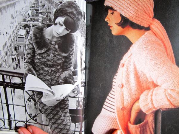Vintage Sonia Rykiel- Winter 1964