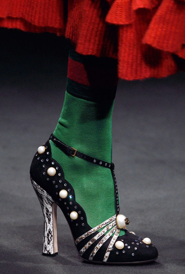 Gucci footwear fall 2016