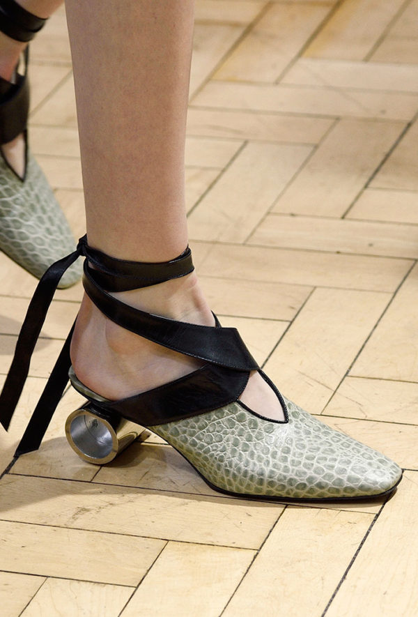 JW Anderson fall 2016 shoes