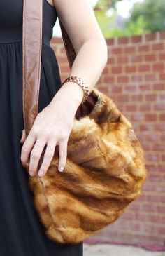 Accessories are a great way to repurpose your old fur