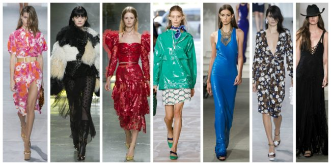 Key trends from NYFW Spring/Summerr 2017