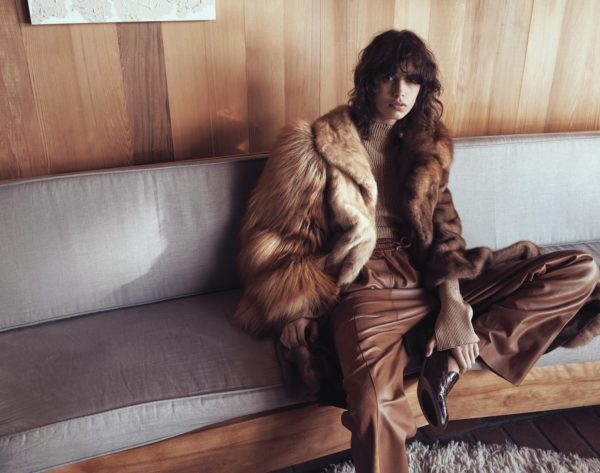 The Best of Women's Fall Fashion editorial: Mica Arganaraz for WSJ Magazine September 2016